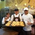 @house實習烘焙坊開幕  學生烘焙製作與經營教學場所