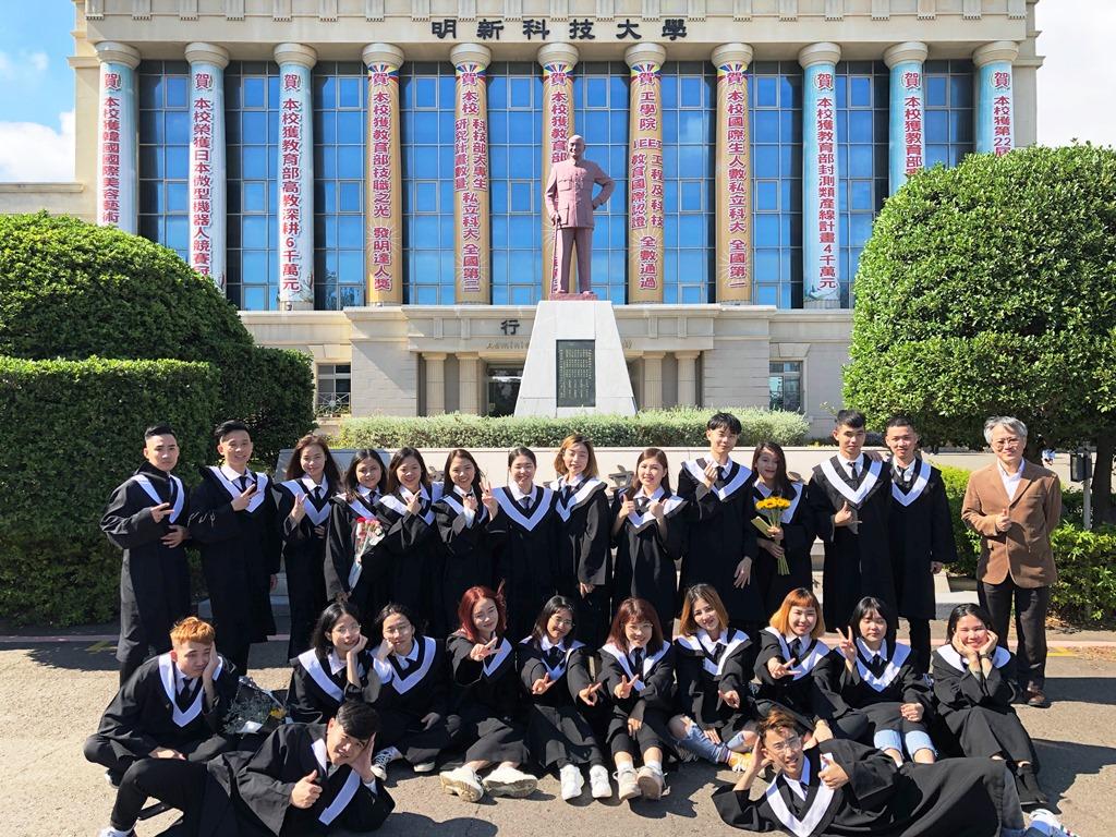 首屆國際產學專班生將畢業 為海外台商增添生力軍