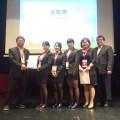 2017全球品牌策劃大賽 行銷系師生新加坡獲金獎