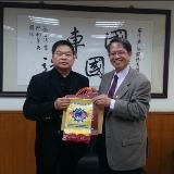 林啟瑞校長拜會台灣車輛 合作軌道車輛專業人才培育