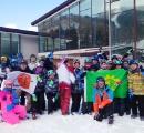 明新科大滑雪課 首度移地日本滑雪場訓練 專業教練陪同雪場實地集訓 深入認識滑雪運動